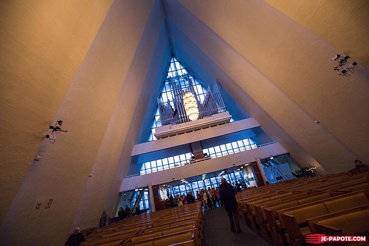 cathédrale arctique Tromso