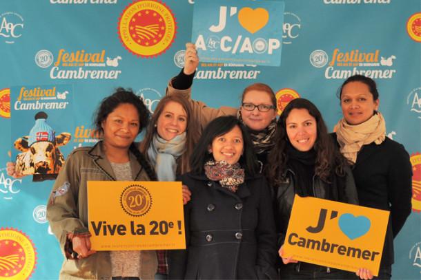 Le Festival des AOC / AOP à Cambremer