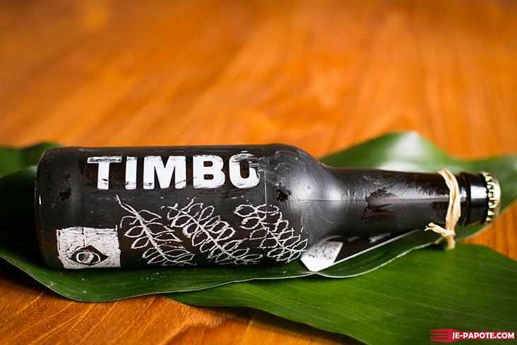 Personnalisation Timbo