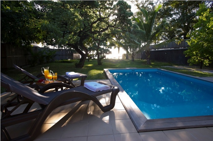 Villa avec piscine Trou aux biches