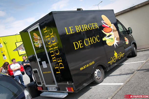 Food Truck à Grenoble