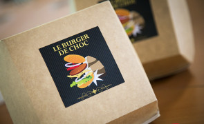 Le Burger de Choc : Food truck à Echirolles