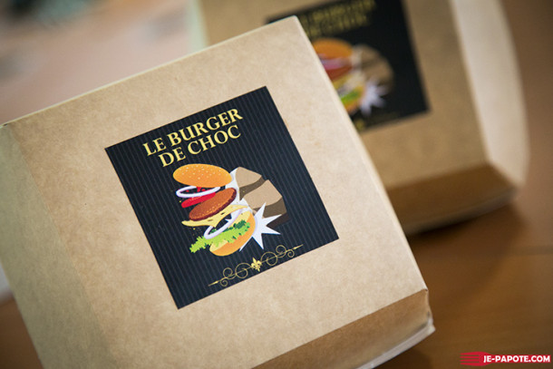 Food Truck le Burger de Choc