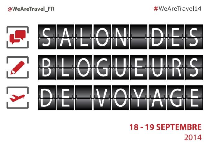 Salon des blogueurs de voyage je papote for Salon de voyage
