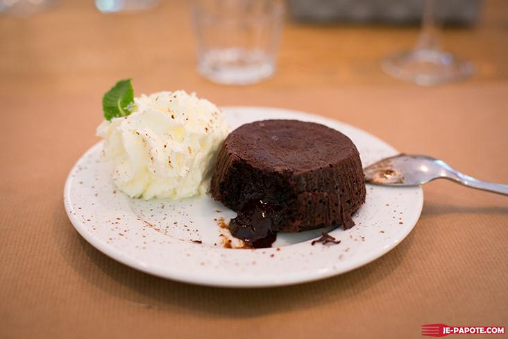 Cours de cuisine chez les apprentis gourmets je papote - Fondant caramel beurre sale ...