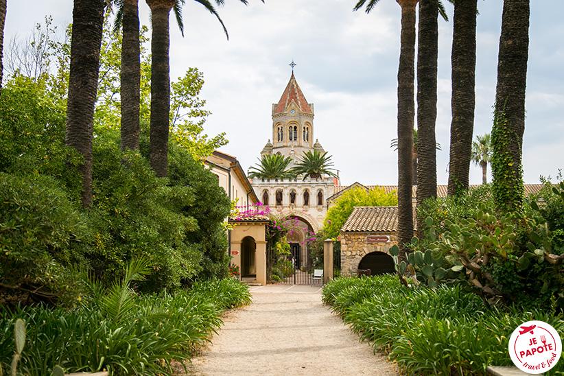ile saint honorat abbaye