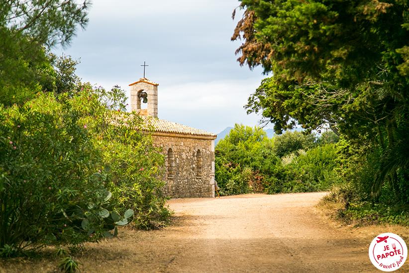 Monastère Ile Saint Honorat