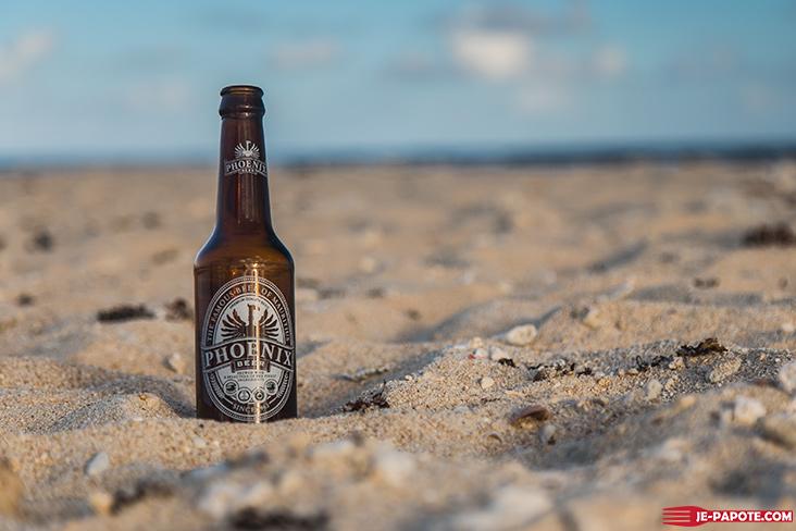 Bière Phoenix Ile aux Flamants