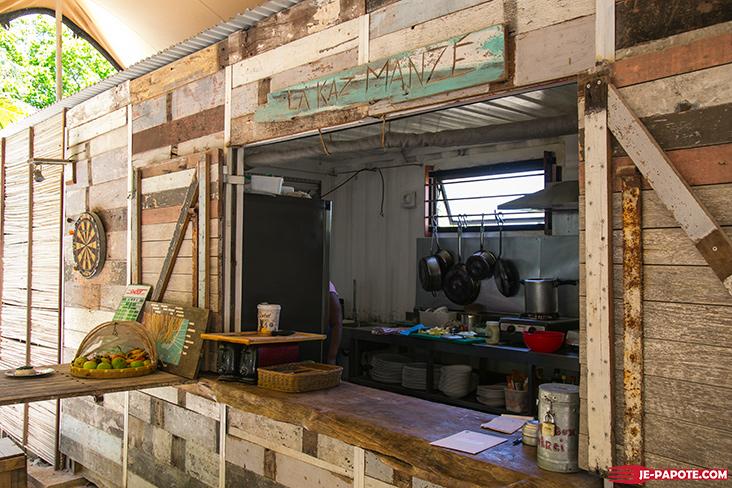 Cuisine Otentic Eco Tent