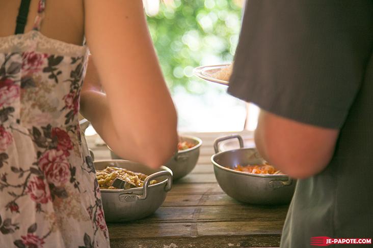 La cuisine créole de Christelle chez Otentic