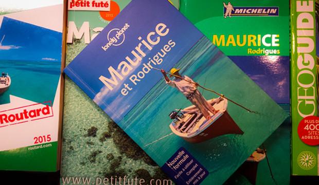 Les guides de voyage pour l'Ile Maurice {Concours inside}