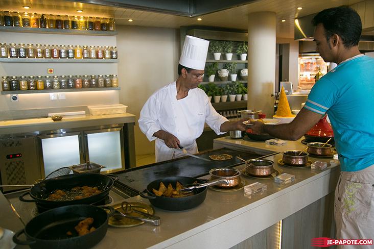 Buffet Lux Belle Mare