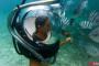 Marche sous l'eau à l'Ile Maurice