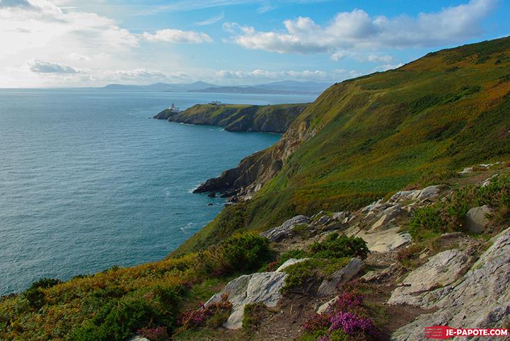 Presqu'île Howth Irlande