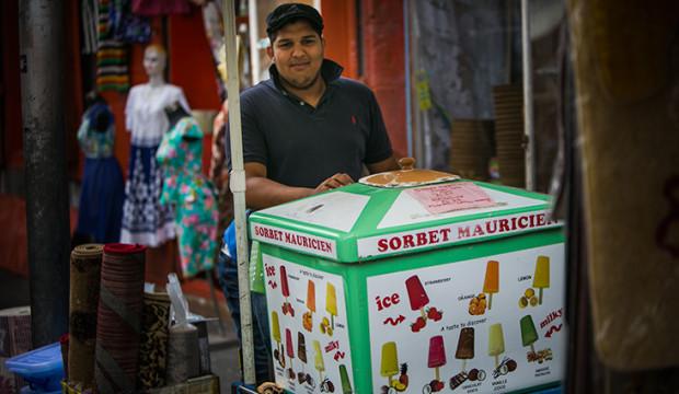 Le sorbet mauricien, glace de mon enfance