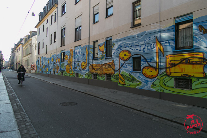 Rue Dresde