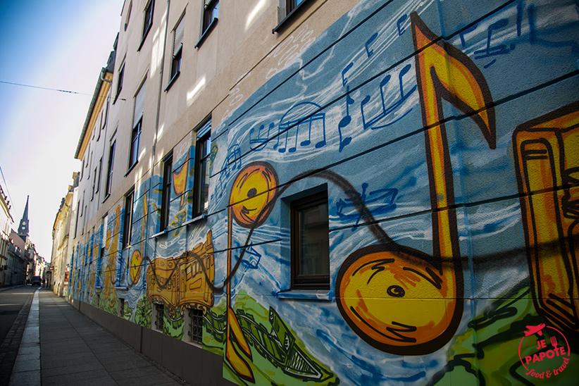 Street Art Dresde
