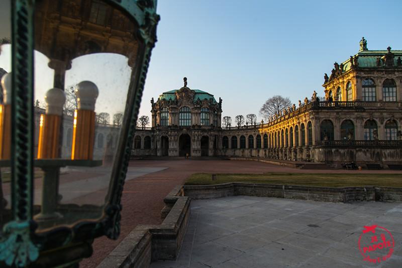 Jardin Zwinger