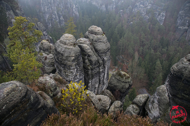 bastei site naturel