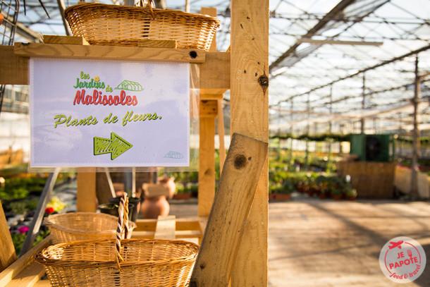 Les jardins de Malissoles pour votre potager bio !