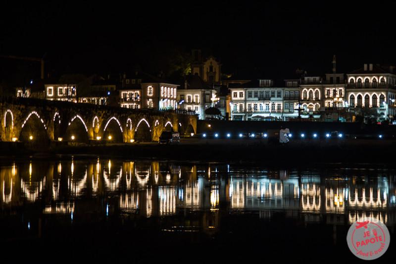Fleuve Lima Ponte de Lima