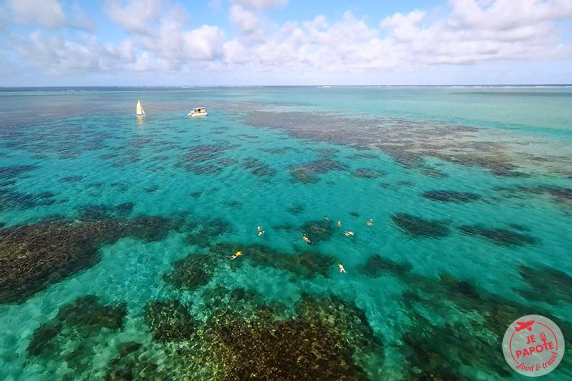 Où faire du snorkeling à l'Ile Maurice ?