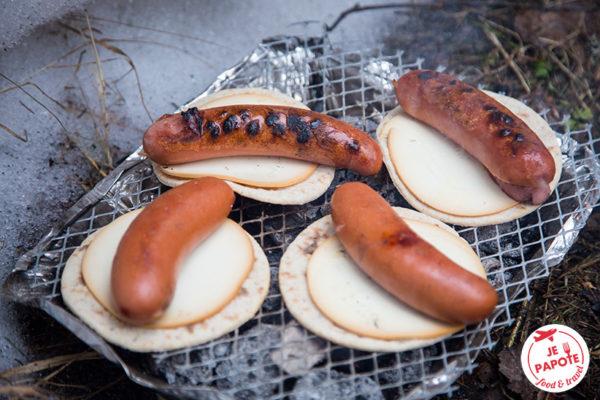 Barbecue Parc Pallas
