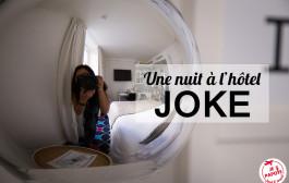 Hôtel Joke, l'hôtel parisien pour les grands enfants !