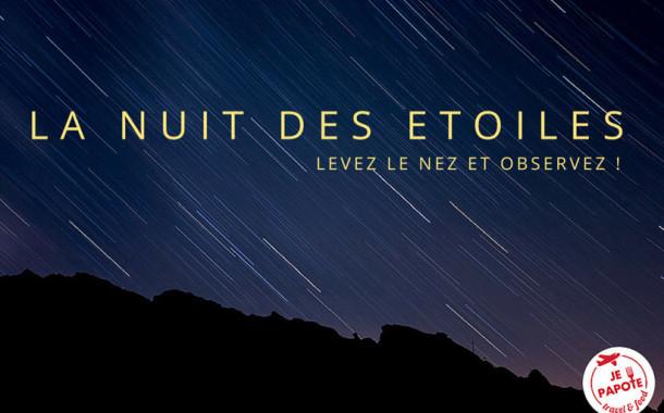 La nuit des étoiles & les étoiles filantes