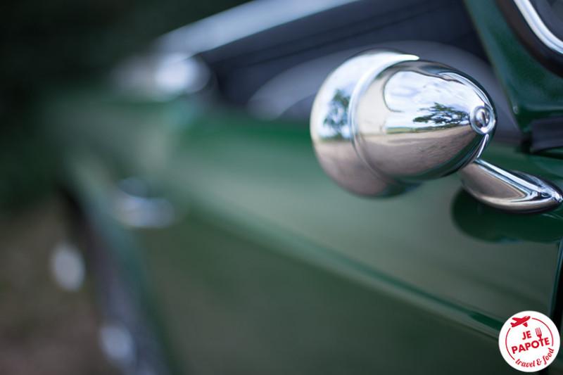 Siège Triumph TR4