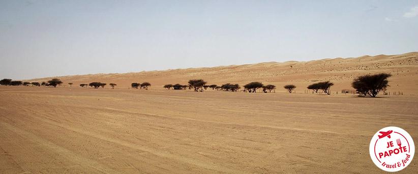 Désert Oman