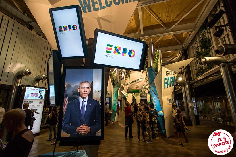 Expo Milan Les Stands : Visite de l exposition universelle milan je papote