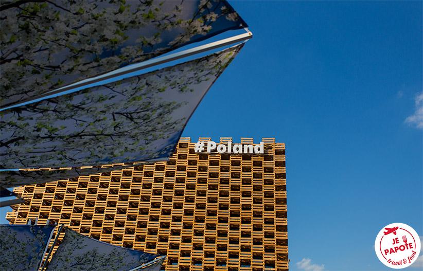 Pavillon Pologne à l'Expo