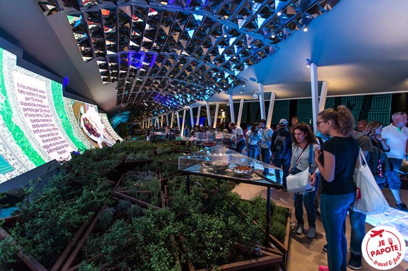 Pavillon Iran à l'Expo