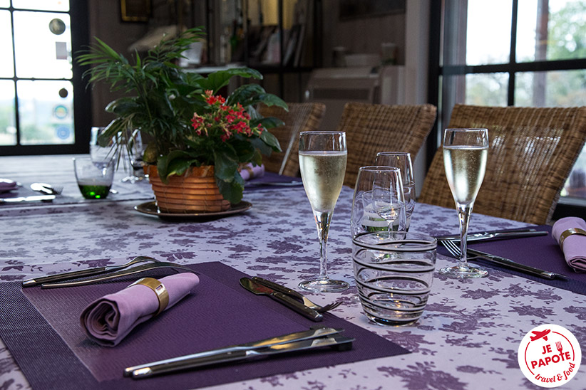 Table d'hôtes Domaine de la Siarre