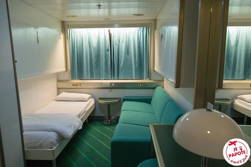 Cabine Corsica Ferries