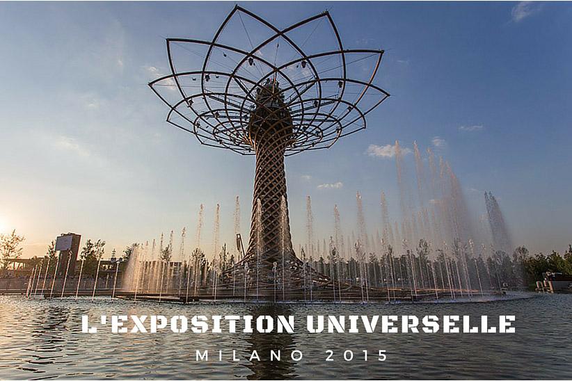 Tour du monde culinaire à l'Expo de Milan