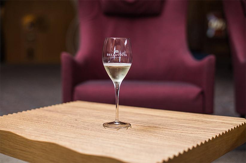 Vin mousseux italien