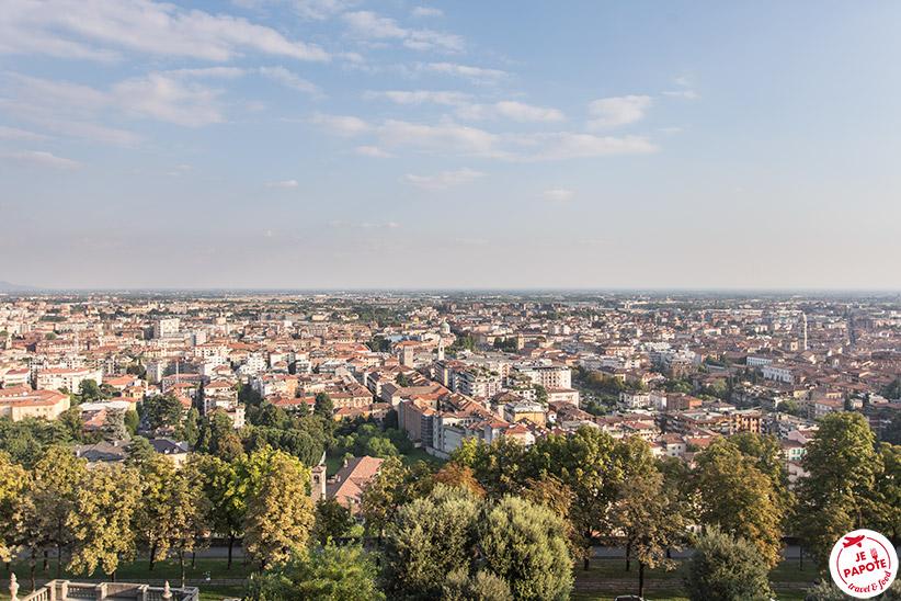 Panorama Bergame