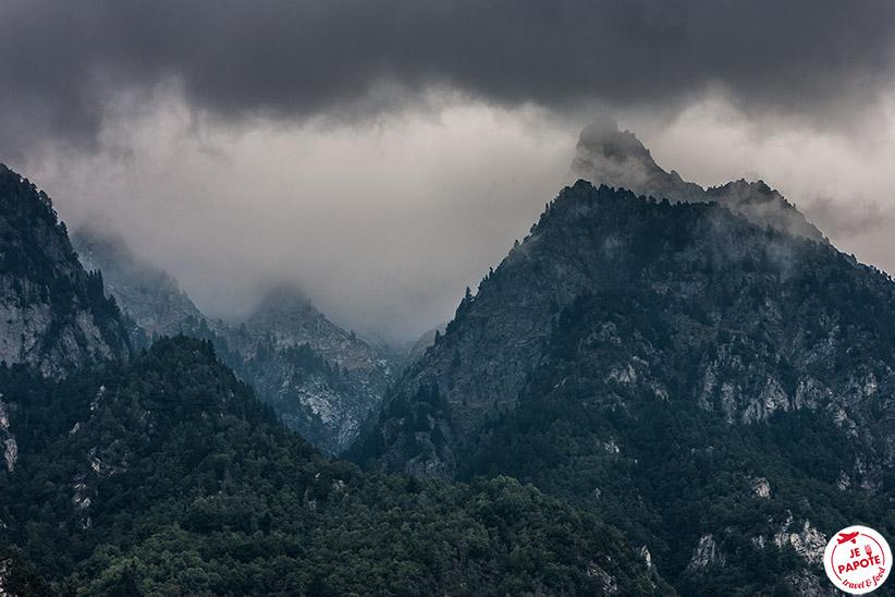 Montagne Chiavenna