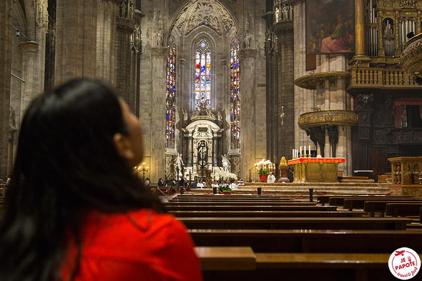 Cathédrale Dome de Milan