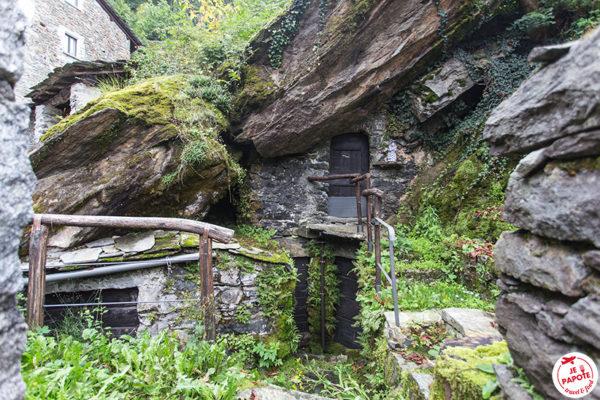 Grotte Naturelle Chiavenna