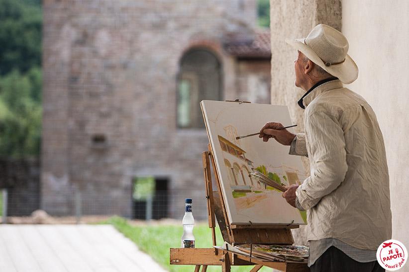 Peintre Bergame
