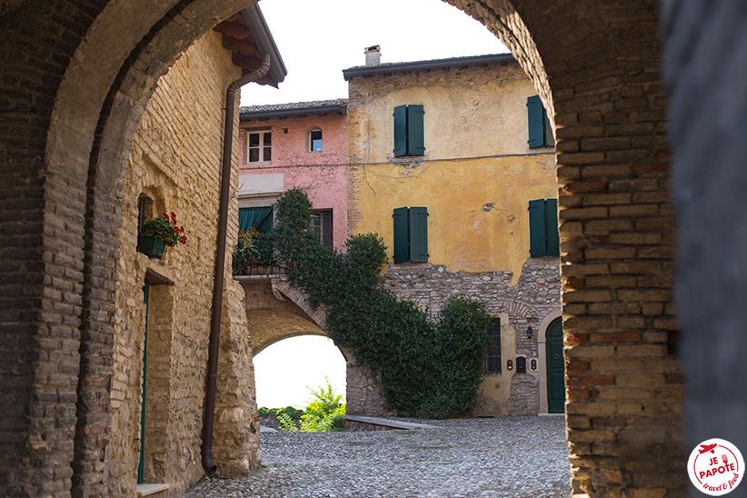 Village Lombardie