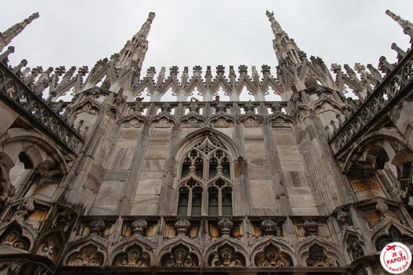 Toits du Duomo