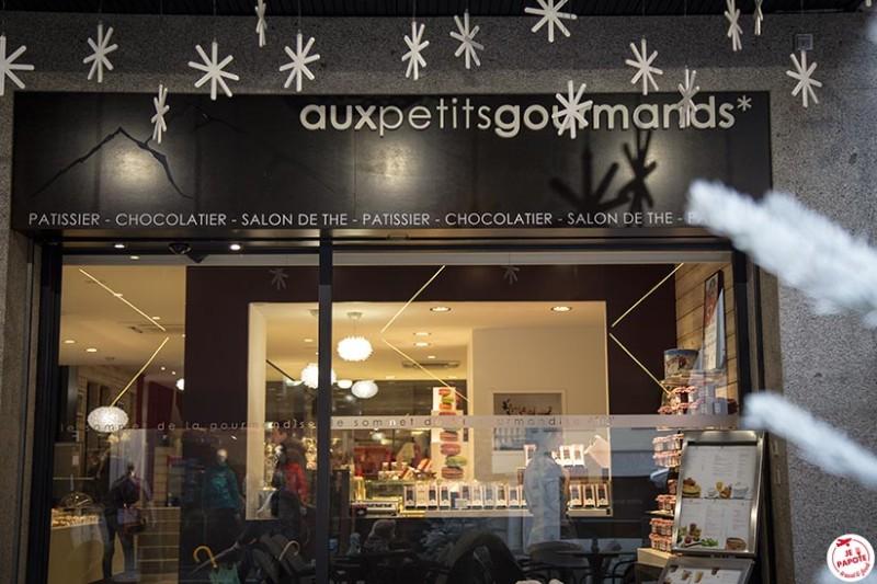 aux petits gourmands Chamonix
