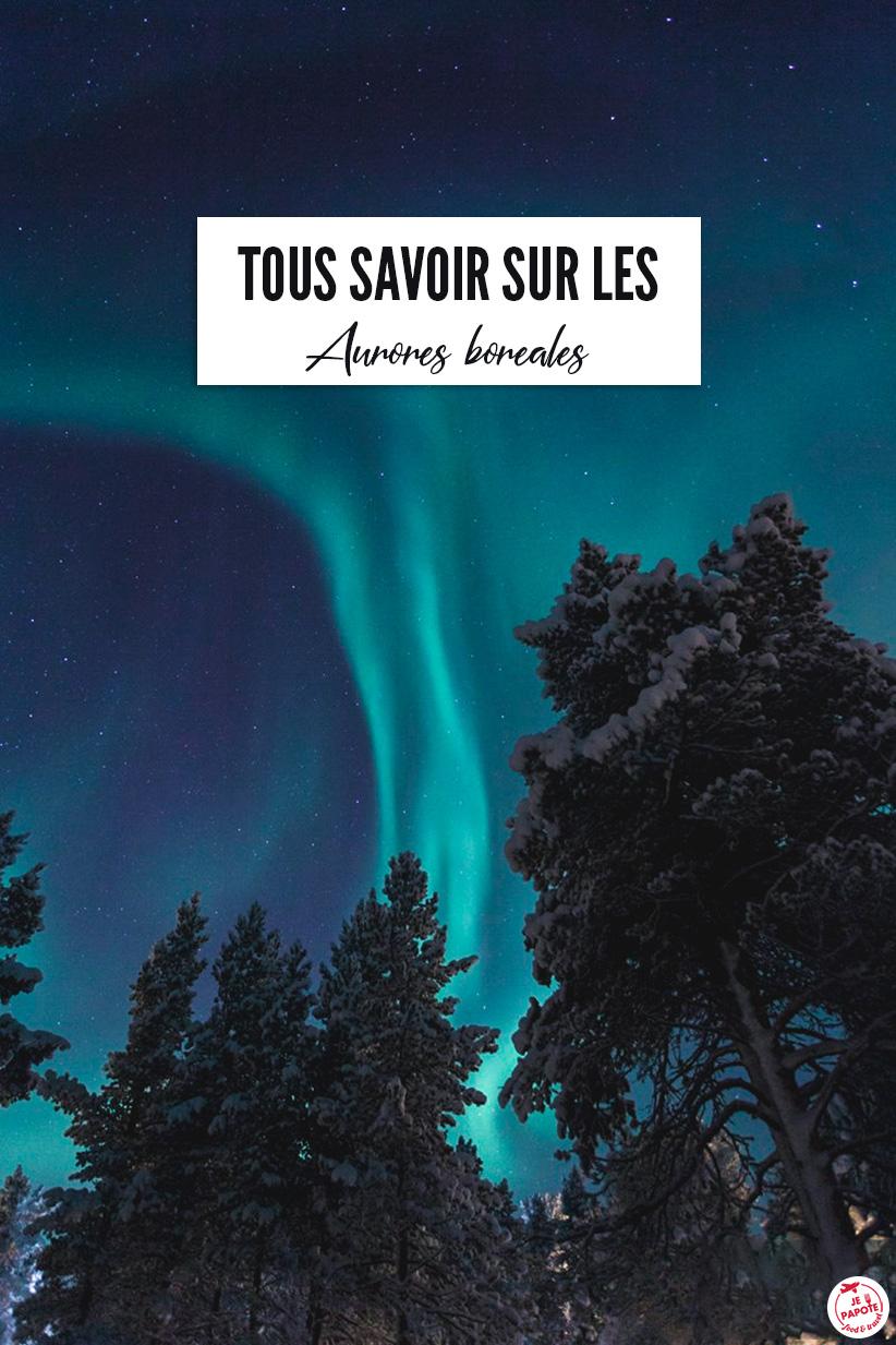 guide aurores boreales
