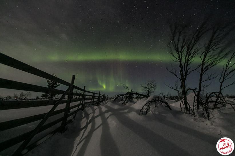 Où voir les aurores boréales ?