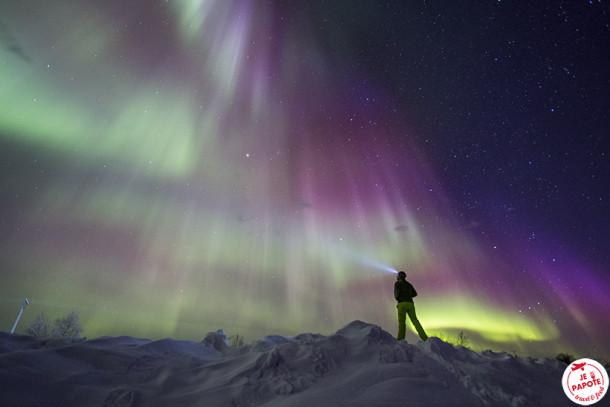 Voir les aurores boréales : quand, où, comment ?
