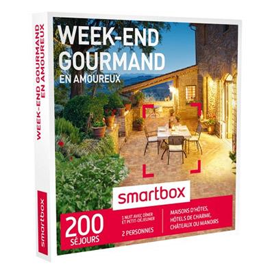 Box week-end gourmand